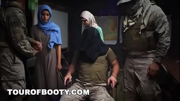 TOUR OF BOOTY - Rag Tag Soldiers Fuck Their Way Through The Middle East Thumb