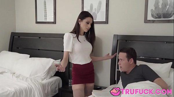 Hot Teacher Makes A Home Visit Eva Long