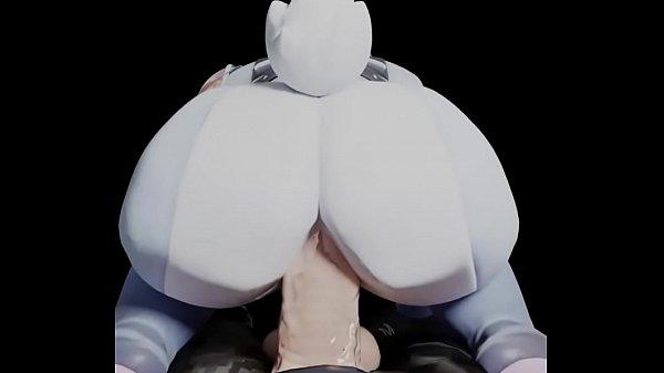 Bunny girl 3D fortnite porno hentai