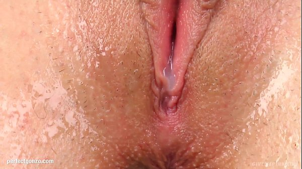Nina gets herself off by masturbating with fingers and dildo at Give Me Pink