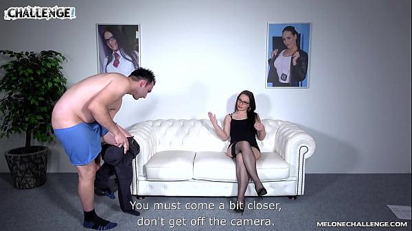 Amateur guy fucks with his favorite pornstar