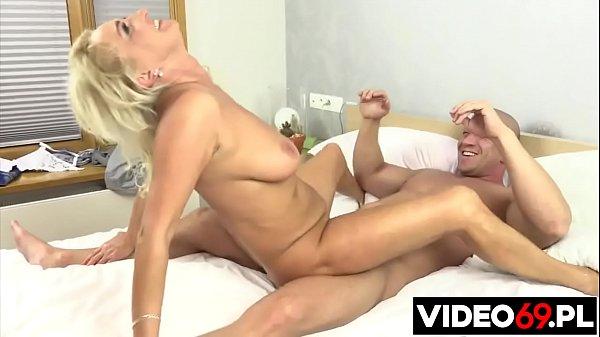 Polish porn - Good busty MILF for boys