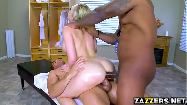 Kagney Linn Karter double penetrated by Rico Strong n Ramon Thumb