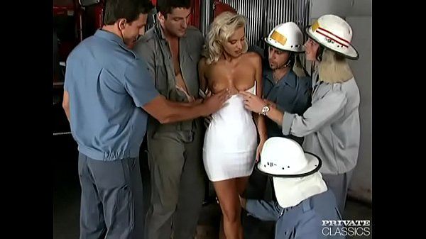 Monika Bella, the Firemen's Delight 5 min