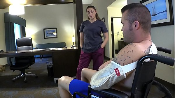 Nurse MILF Mom Soothes Injured Son Part 1