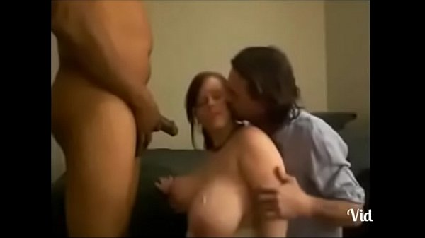 Chubby Interracial Wife Sharing
