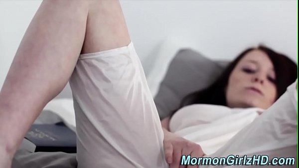 Teen mormon les fantasy