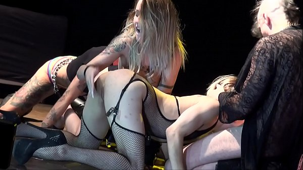 El show de Rich Penat en Valencia Erotic Party