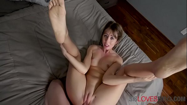 Practicing On Sister's Pussy- Daphne Dare Thumb