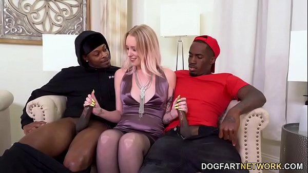 Marilyn Johnson Celebrates Her Liberation With Big Black Cocks