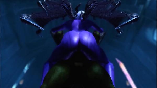 Devious Skyrim - Succubus Breeding