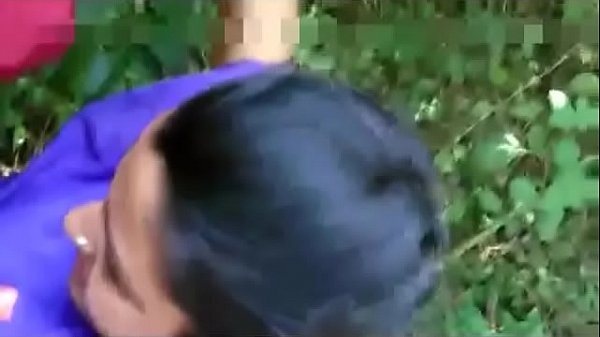 Desi slut exposed and fucked in forest by clien...
