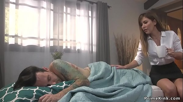 Patient whips and anal fucks doctor Thumb