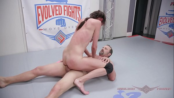 Sofie Marie nude wrestling fight gets fingered ...