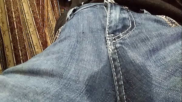 Squirting in my jeans