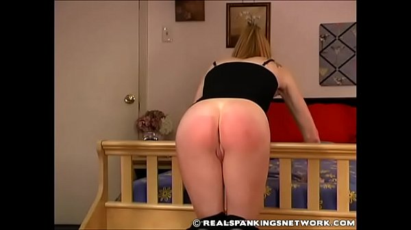 Spanking teen Jessica - Stealing the car
