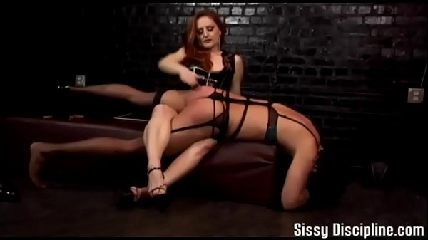 You will look pretty dressed as a sissy bitch