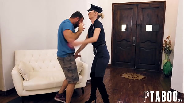 Caught By The Cop Natalia Starr