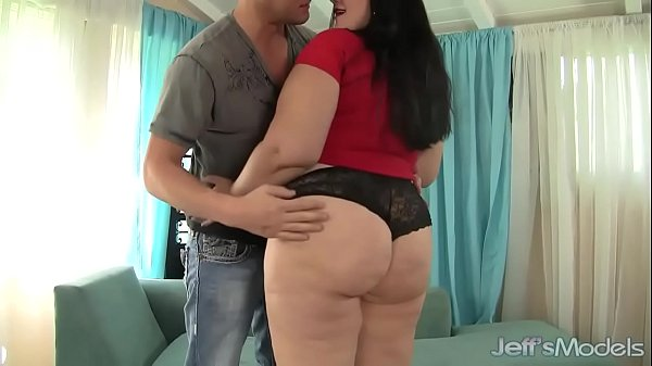 Fat Brunette Becki Butterfly Is Fucked Silly by a Bald Bastard Thumb