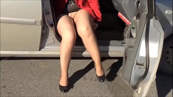 Pantyhose Legs 3