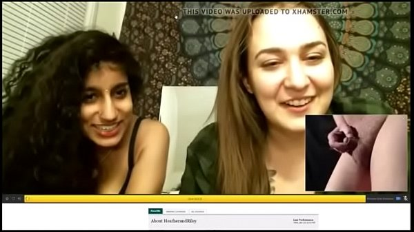 Small Dick Humiliation by Indian/white cam girls pt. 1