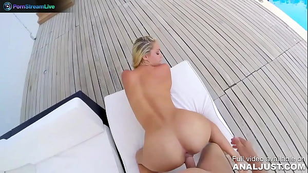Only3x (Just Anal) brings you - Christen Courtn...