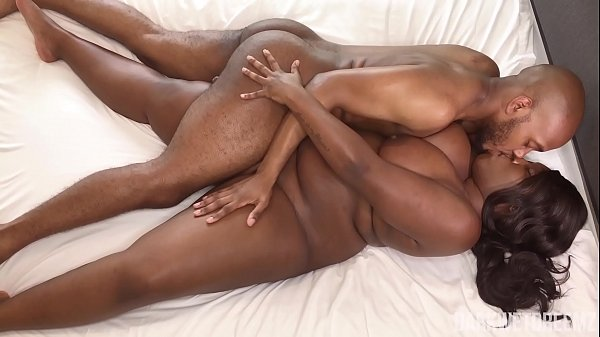 Ebony Couple Have Passionate Sex | Fan Custom P...