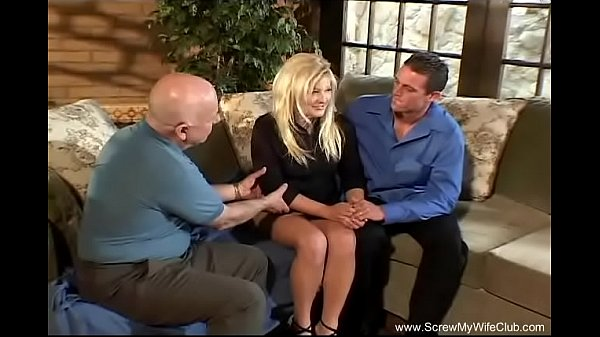 Interracial Anal For Blonde Swinger Wife Thumb