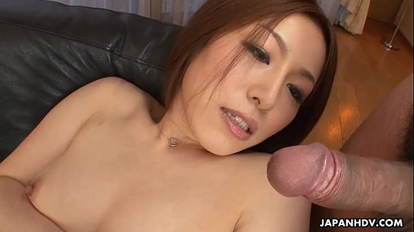 Boss jerking off as she wanks with her clitty