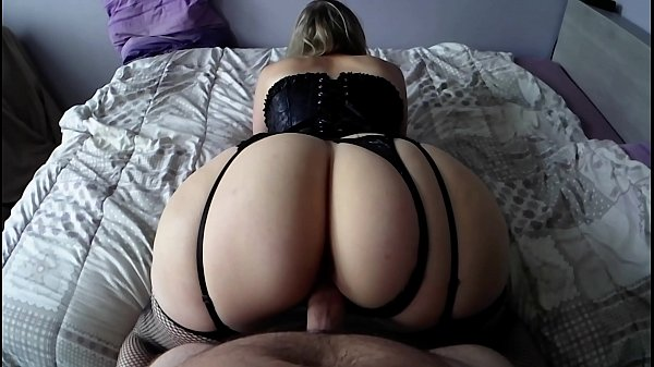 Best reverse cowgirl POV with this French big ass!