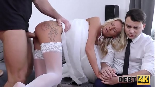 DEBT4k. Your brides ass will serve to pay your debt! Thumb