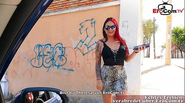 EroCom Date German Tourist pick up redhead latina slut in mexico