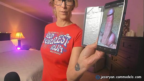 PAWG Milf Jess Ryan Gives An Honest Dick Rating 4 Hot Stud jessryan.manyvids.com