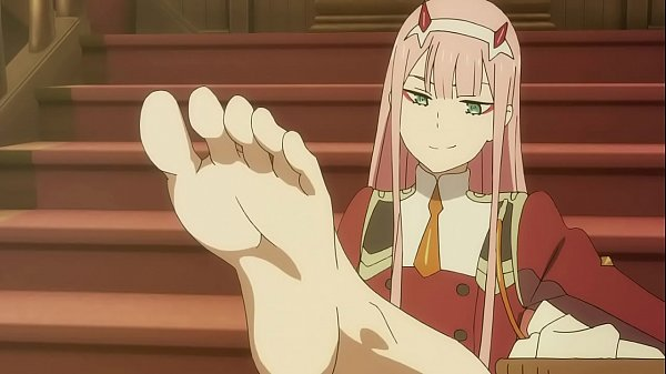 Mi fantasia con los pies