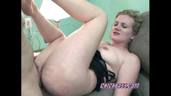 Blonde Chastity getting pounded by a stranger