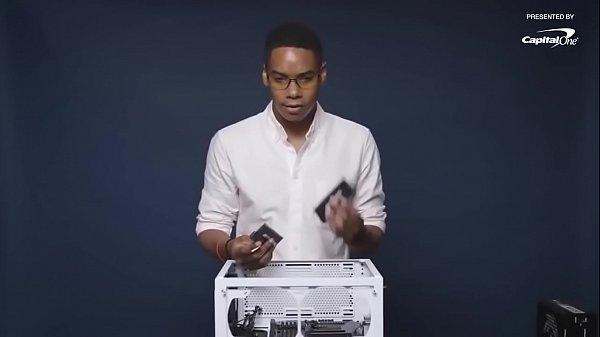 The Verge Cringe PC Build