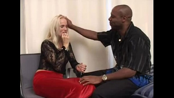 Blonde aryan goddess defiled by black seed
