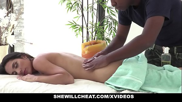 SheWillCheat - Tia Cyrus Ride Black Cock While ...