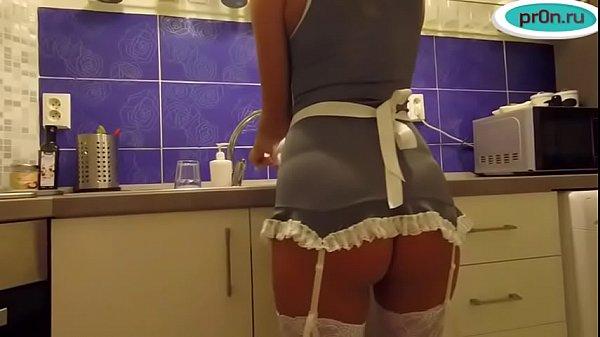 Порно Парень Ебет Домработницу