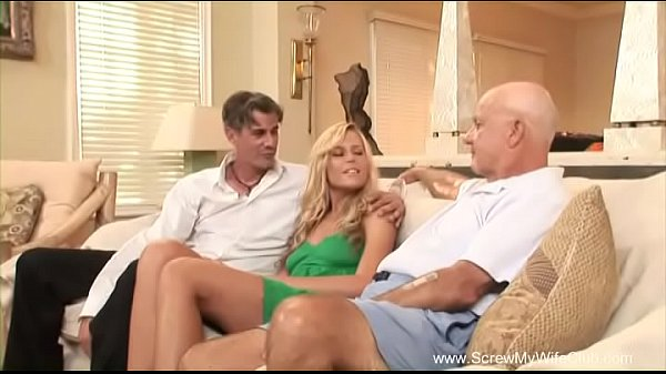 Wife Does A 3some For Husband
