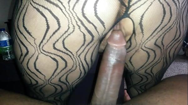 Big Beautiful Ass taking BBC