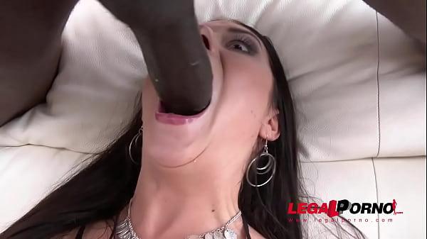 Watch Sexy little whore Rebecca Volpetti go WIL...