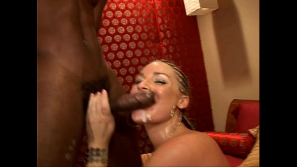Flower Tucci awesome Interracial anal