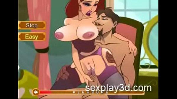 3D Hentai sex game Fucking the kingdom's slut q...