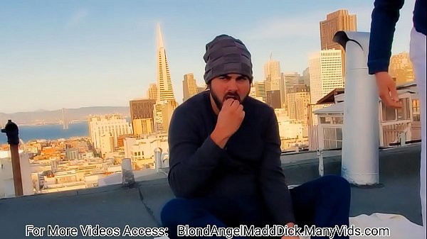 FREE FULL VIDEO - Son Fucks Mom on the Rooftop ( Madd Angel Films )