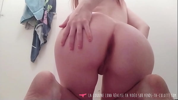 Vends-ta-culotte - French Red Hair Babe Masturbates herself