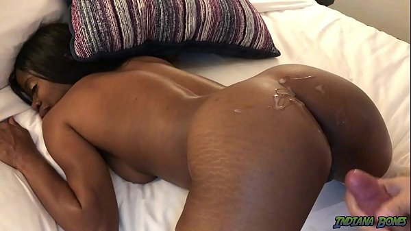 Hotel Hookup with Ebony Slut Melody