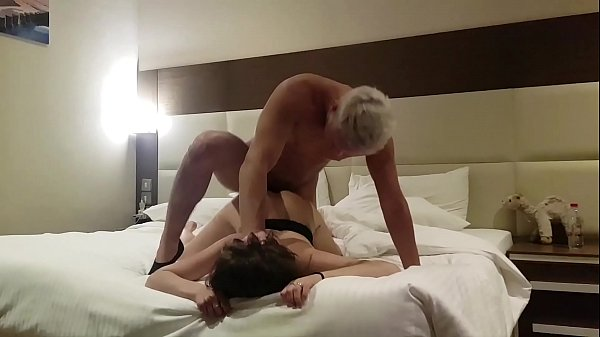 fucked a prostitute in a hotel ! hidden Cam (part 2) cum in mouth Thumb
