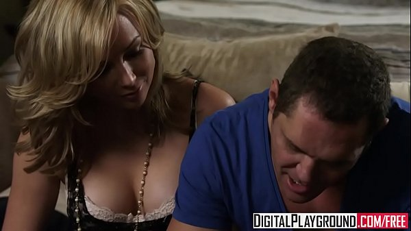 Home Wrecker (Kayden Kross) cucks her  husband for a biger dick - Digital Playground Thumb