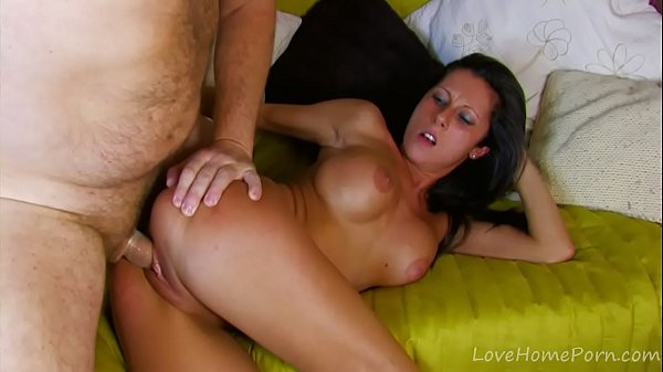 Gorgeous Brunette Babe Can't Get Enough Cock Thumb